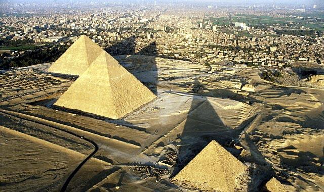 Image result for гиза пирамиды вид сверху